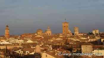 Meteo Reggio Emilia domani giovedì 4 giugno: cieli coperti con piogge - MeteoWeek