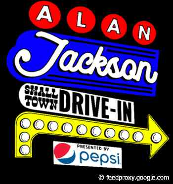 Alan Jackson Reschedules 'Small Town Drive-In' Shows Due To Severe Weather Threat