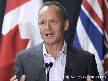 Stockwell Day resigns from Telus board, law firm after racism remarks