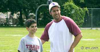 Adam Sandler wishes his late 'Grown Ups' son Cameron Boyce a happy 21st birthday - Entertainment Weekly