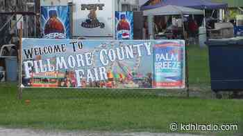 Fillmore County Fair Canceled - kdhlradio.com