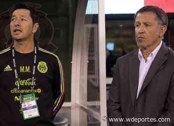 Herrera y La Volpe no pueden hablar de Juan Carlos Osorio: Mario Marín - W Deportes