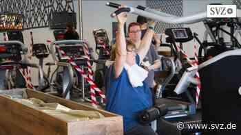 Boizenburg: Jetzt kann wieder im Sportpark trainiert werden | svz.de - svz.de