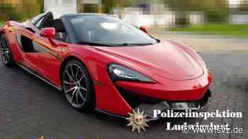 Boizenburg: Diebstahl von Luxussportwagen noch rätselhaft | svz.de - svz.de