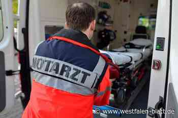 Mehrere Radunfälle an Pfingsten - Westfalen-Blatt