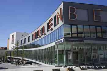 Gemeente Sint-Jans-Molenbeek voorkomt wateroverlast via het dak - architectura.be