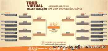 Rally de Estação dá largada para disputa virtual - Jornal Bom Dia