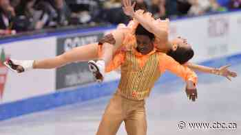 Figure skater Asher Hill sees hypocrisy in recent flurry of racial equality statements