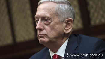 'Angry and appalled': ex-defence chief Mattis rips Trump for dividing Americans
