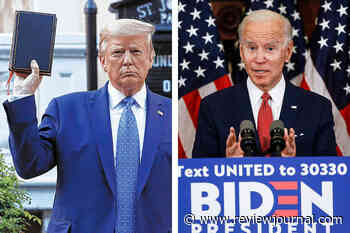 Biden, Trump personify partisan divide on continuing protests