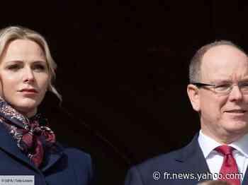 Charlène et Albert de Monaco comme vous ne les avez jamais vus : une première apparition publique étonnante ! (PHOTO) - Yahoo Actualités