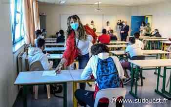 Soyaux : le lycée pro Albert-Grégoire a fait rentrer les formations prioritaires ce mardi - Sud Ouest