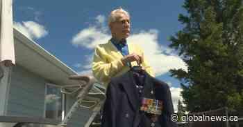 101-year-old B.C. veteran walking 101 blocks for charity