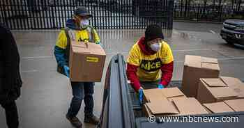 Latino immigrant advocates bring crucial support to families during pandemic