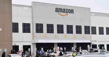Amazon sued by NYC workers seeking coronavirus protection, not money
