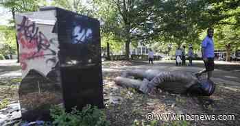 'I chose my city': Birmingham removes Confederate monument, faces state lawsuit
