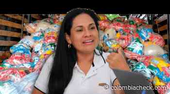 Alcaldesa de Aguazul tenía razón sobre entrega de mercados de Ecopetrol - Colombiacheck