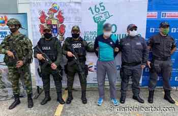 Fuerzas Militares, Policía y Fiscalía capturan cabecilla del Eln en Aguazul, Casanare - Diario La Libertad