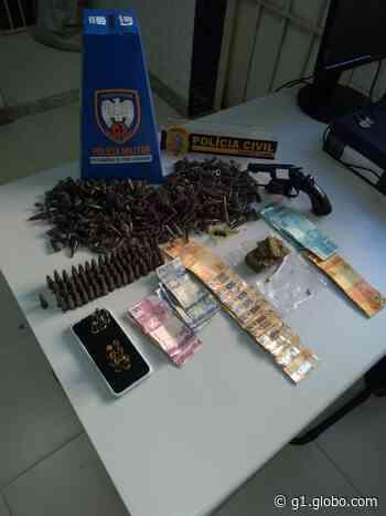Polícia prende 14 suspeitos de tráfico de drogas em Alfredo Chaves, no ES - G1