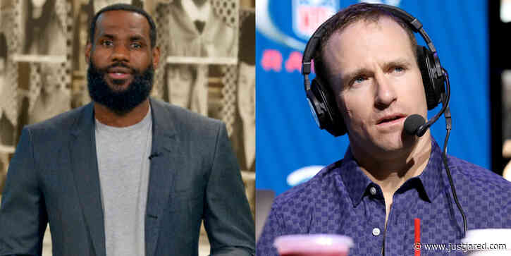 LeBron James, Aaron Rodgers & More Call Out Drew Brees For His Kneeling Comments