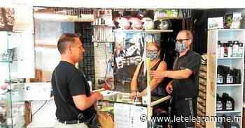 Le « Coup de pouce vélo » pris d'assaut à Dinard - Le Télégramme