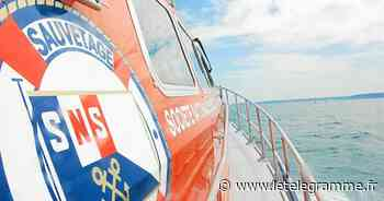 D'importants moyens de secours engagés pour rechercher un kitesurfeur à Dinard - Le Télégramme