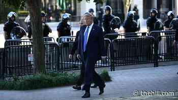Trump calls Mattis 'overrated' after ex-defense secretary issues scathing rebuke