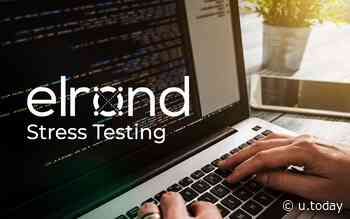 Elrond (ERD) Launches Stress Testing, $40,000 For Participants on Offer - U.Today