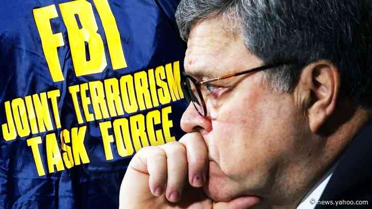 Bill Barr Takes Charge of Trump's Crackdown as the Military Tries to Back Away