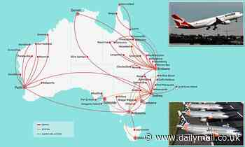 Qantas and Jetstar add 300 more domestic return flights per week as travel restrictions ease