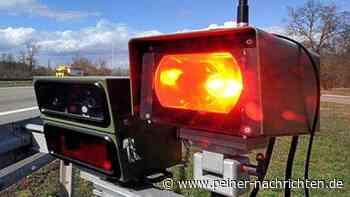 Hier stehen am Mittwoch Blitzer im Landkreis Peine - Peiner Nachrichten