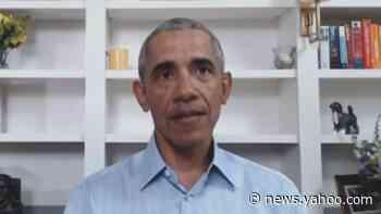 "Obama calls for ""real change"" after George Floyd's death"