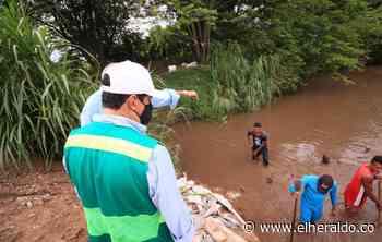 Corpocesar verifica concesiones en el río Ariguaní - El Heraldo (Colombia)