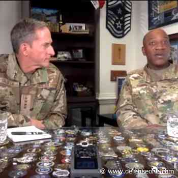 Military Brass Acknowledge Racism in the Ranks, Pledge Dialogue, Change