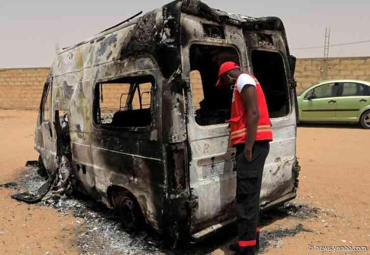 Coronavirus protests rock Senegal capital and holy city Touba
