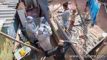 China accused of hiding coronavirus data from WHO: Live updates - Al Jazeera English