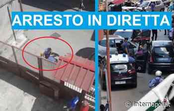 Inseguimento da Marano ad Arzano, applausi ai carabinieri dopo il fermo - InterNapoli.it