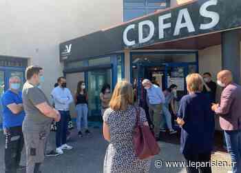 À Eaubonne : le CDFAS accueille toujours des soignants - Le Parisien