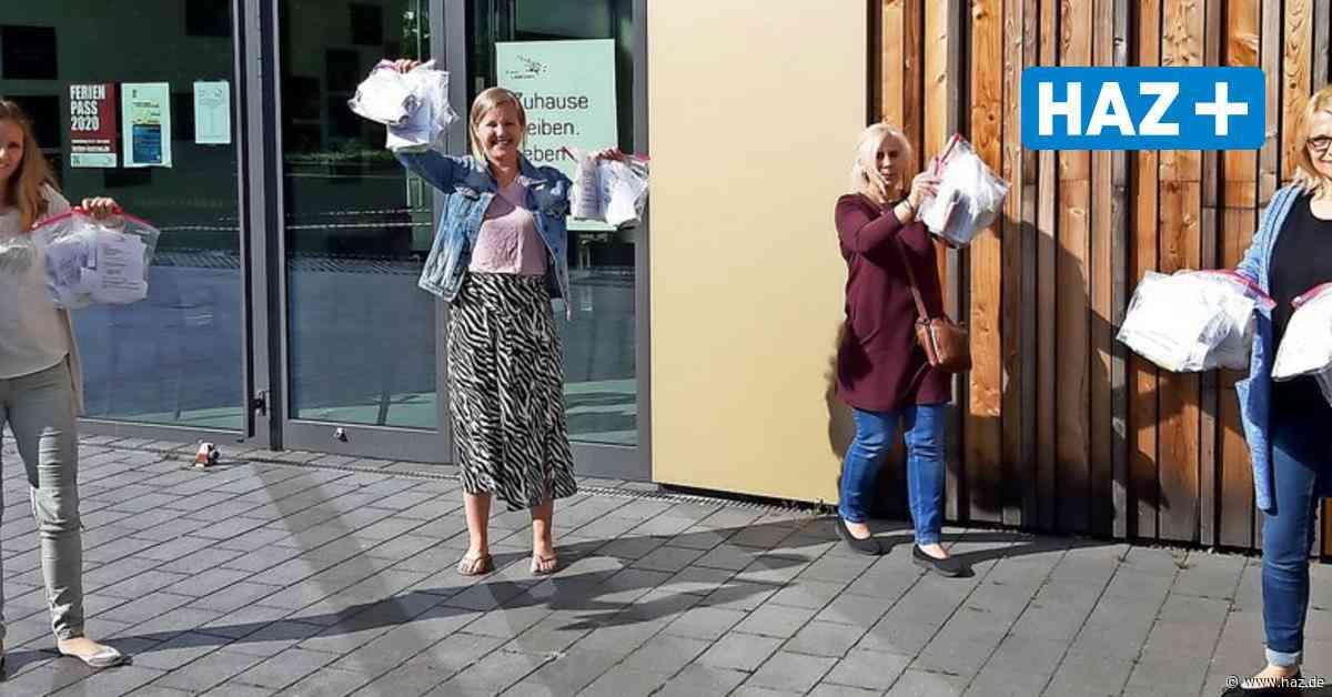 """Laatzen: Stadt verteilt pro Woche 200 """"Bunte Tüten"""" an Kinder - Hannoversche Allgemeine"""