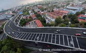 Juez condiciona aval a puente en Canal Nacional y Periférico - El Sol de México