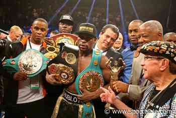 The Six Richest Fights In Boxing History Is Dominated By Floyd Mayweather - SPORTbible
