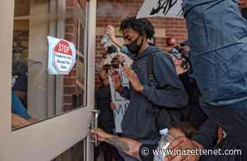 Northampton officials assess protest's aftermath - GazetteNET