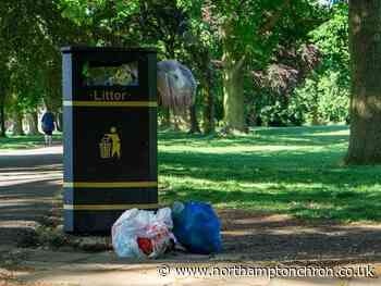 Bins to be signposted in new Northampton anti-litter campaign - Northampton Chronicle and Echo