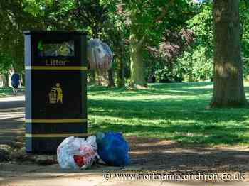 Frustration as rubbish left behind in Northampton beauty spots - Northampton Chronicle and Echo