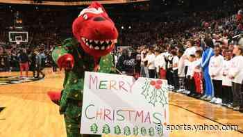 Report: NBA planning to start next season on Christmas