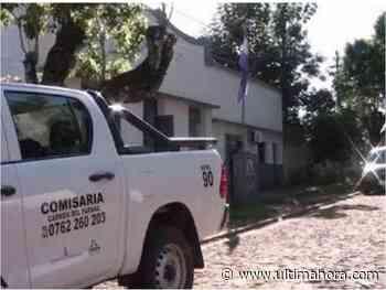 Carmen del Paraná: Hombre detenido se fugó por el techo de la comisaría - ÚltimaHora.com