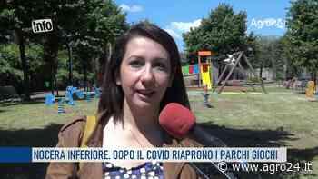 VIDEO - Nocera Inferiore. Dopo il COVID 19 riaprono i parchi giochi - Agro24
