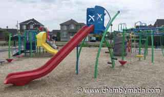 Chambly : ouverture des installations dans les parcs municipaux - Chambly Matin - Journal le Chambly Matin, Montérégie Quotidien - Chambly Matin