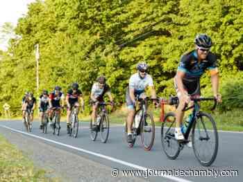 Cyclistes et randonneurs sollicités - Le Journal de Chambly