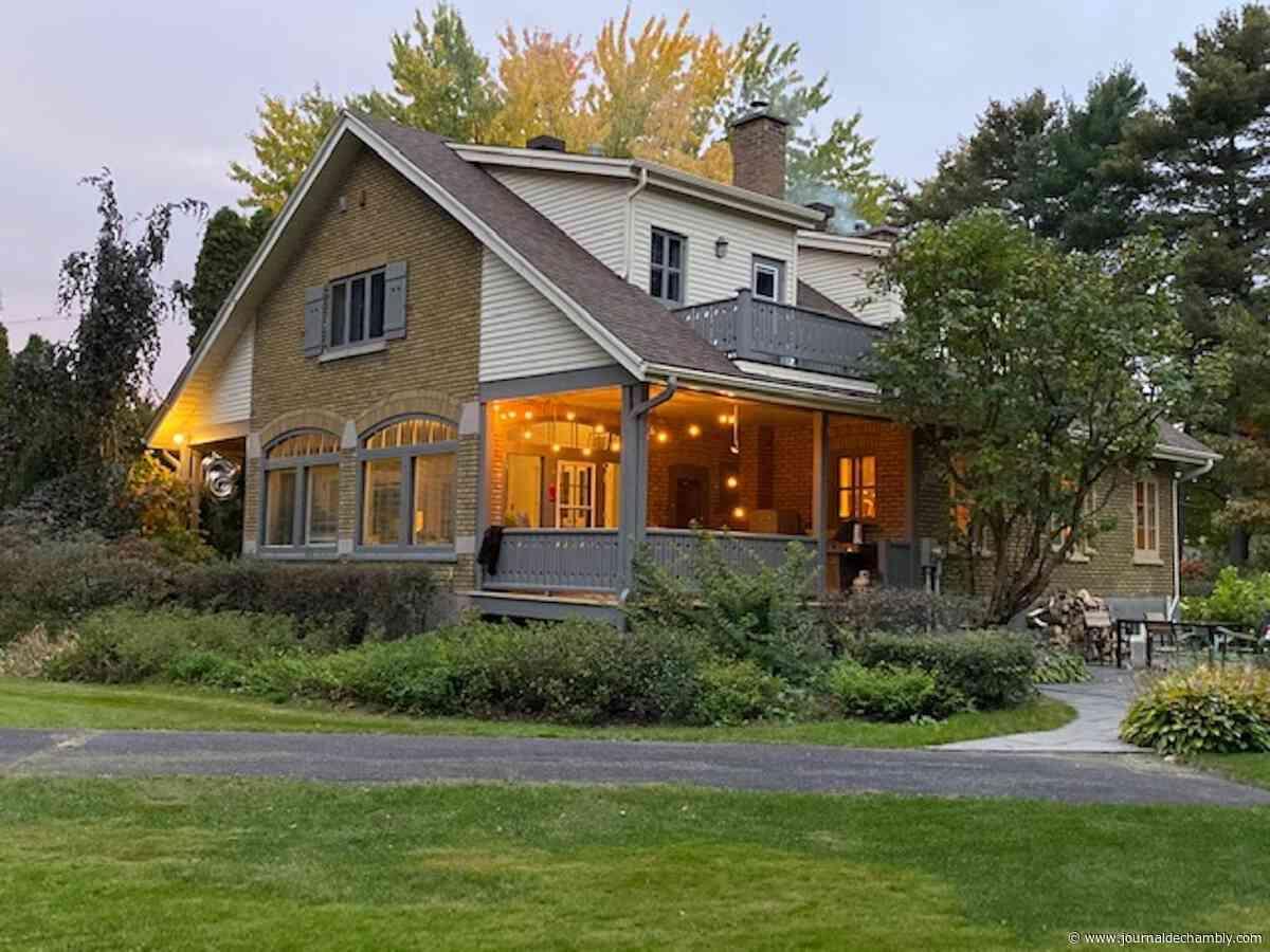Un projet résidentiel en branle à Richelieu - Le Journal de Chambly